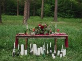 joyful-marsala-woodland-wedding-inspiration-5