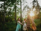 joyful-marsala-woodland-wedding-inspiration-8