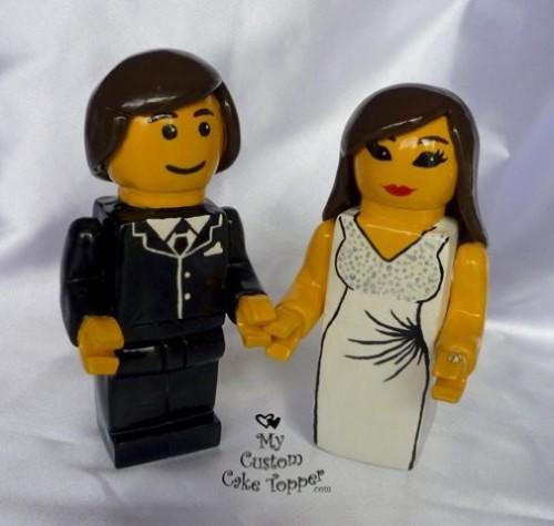 Lego Wedding Altar: 25 Cool Lego Wedding Inspirations
