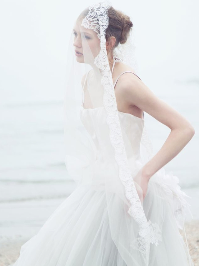 Light And Airy Domo Adami Wedding Dresses