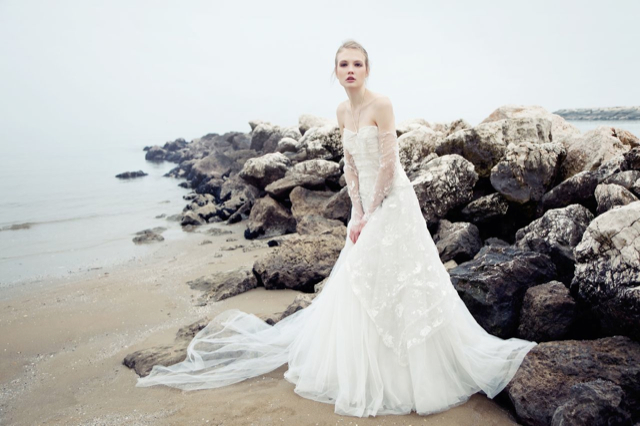 Light And Airy Domo Adami Wedding Dresses