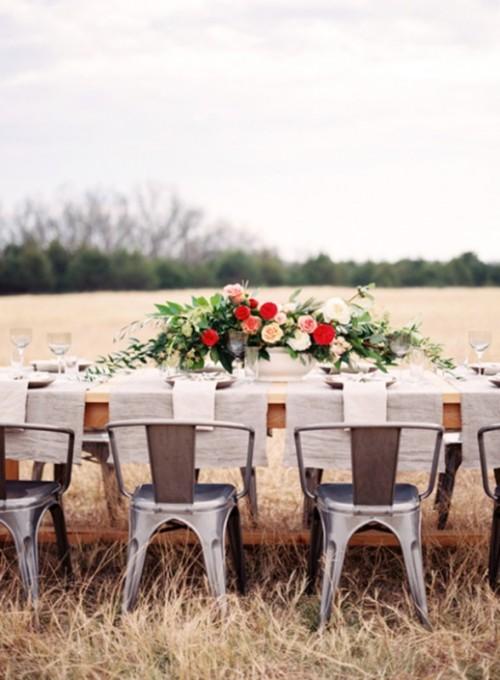 Light And Beautiful Wedding Inspiration At Alpaca Farm