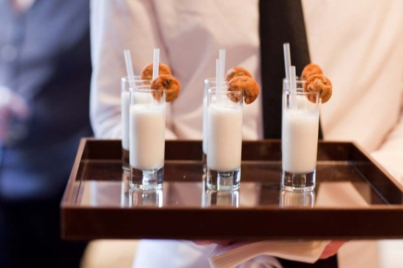 Little Foodie Masterpieces For Your Wedding Table By Peter Callahan