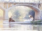 lovely-canoe-trash-the-dress-post-wedding-shoot-in-texas-6