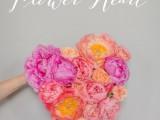 lovely-diy-fresh-flower-heart-1
