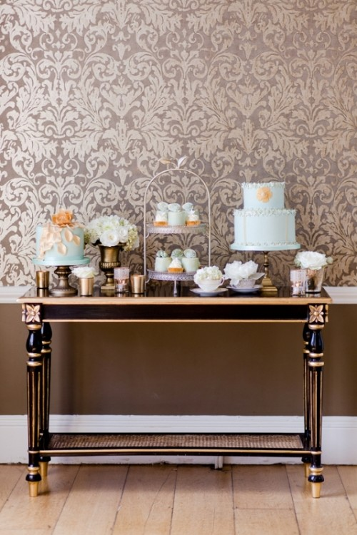 Luxurious And Delicate Cakes By Krishanthi 2014 Collection