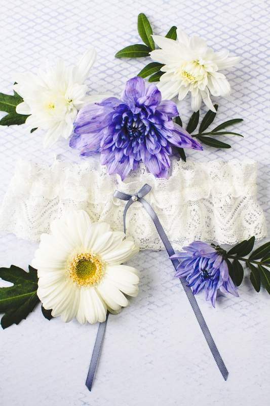 Picture Of luxurious and pretty bridal garters from the wedding garter co  2