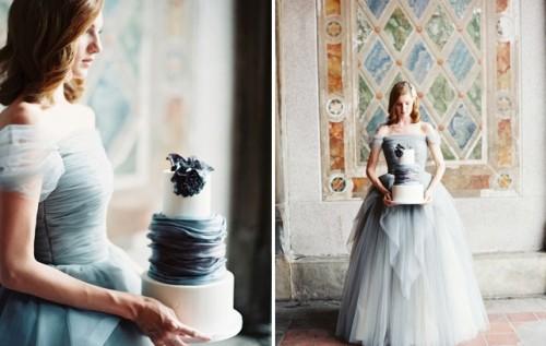 Luxurious And Timeless 2014 Sareh Nouri Bridal Collection