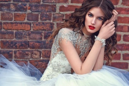 Luxurious Galia Lahav 2016 'Les Reves Bohemian Collection'