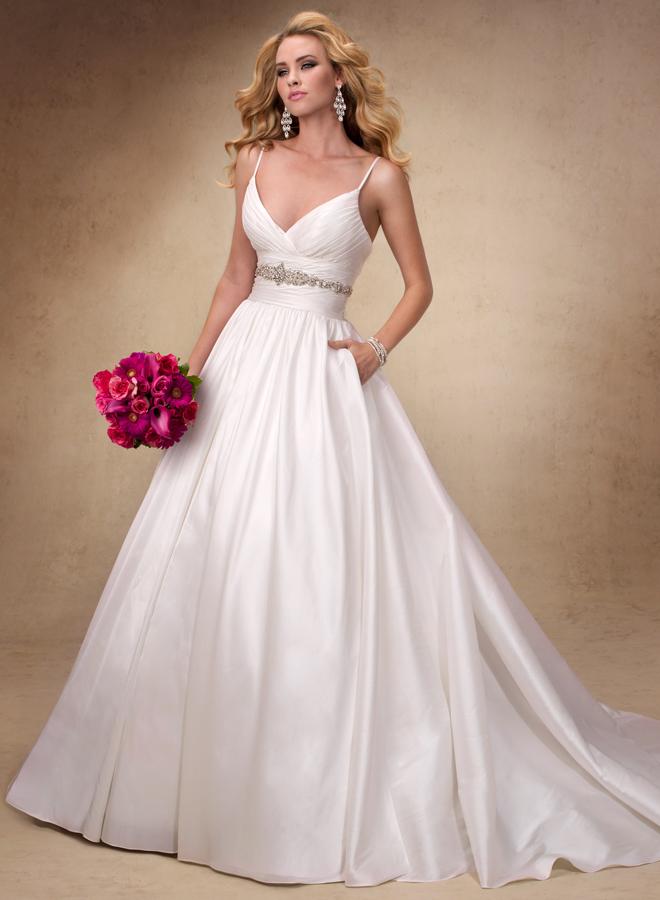 Luxurious wedding dresses collection by maggie sottero weddingomania