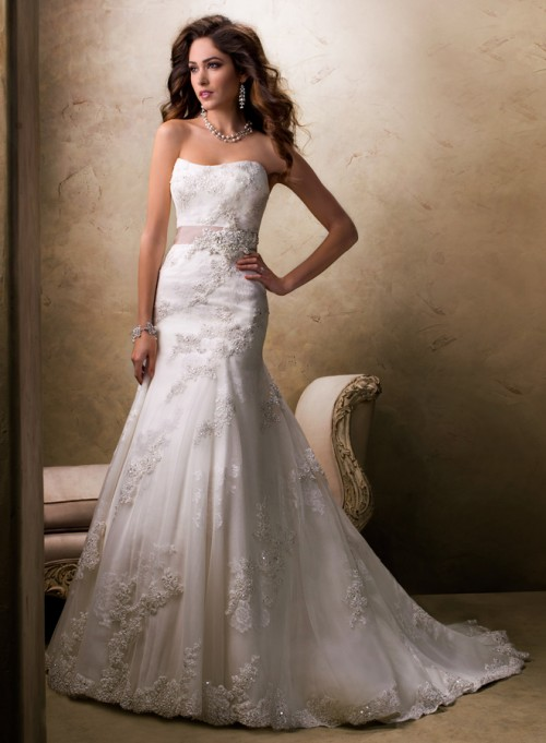 Luxurious Wedding Dresses Collection By Maggie Sottero