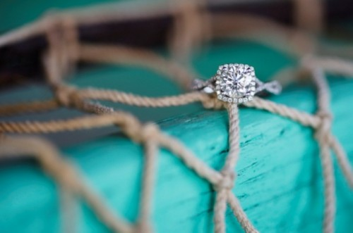 Magically Beautiful Engagement Ring Shots