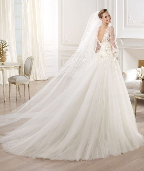 Picture Of Magnificent And Elegant Elie Saab 2014 Bridal Dresses ...