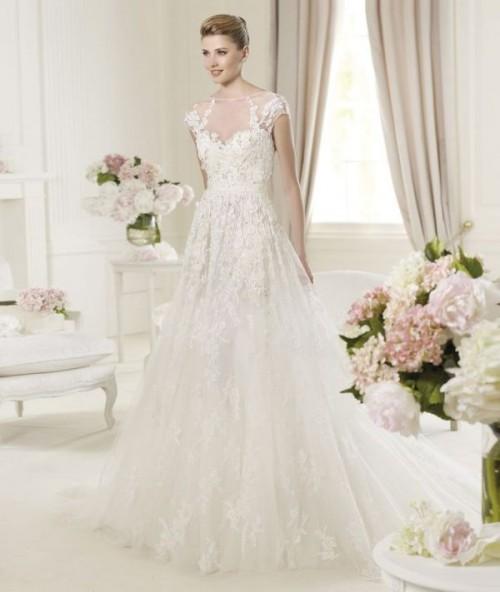 Magnificent And Elegant Elie Saab 2014 Bridal Dresses Collection