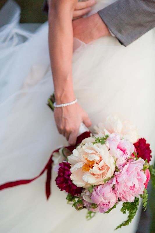 Picture Of marsala tuscany inspired wedding inspiration  14