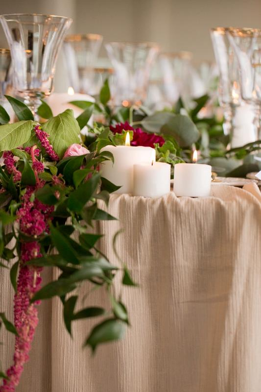 Picture Of marsala tuscany inspired wedding inspiration  17