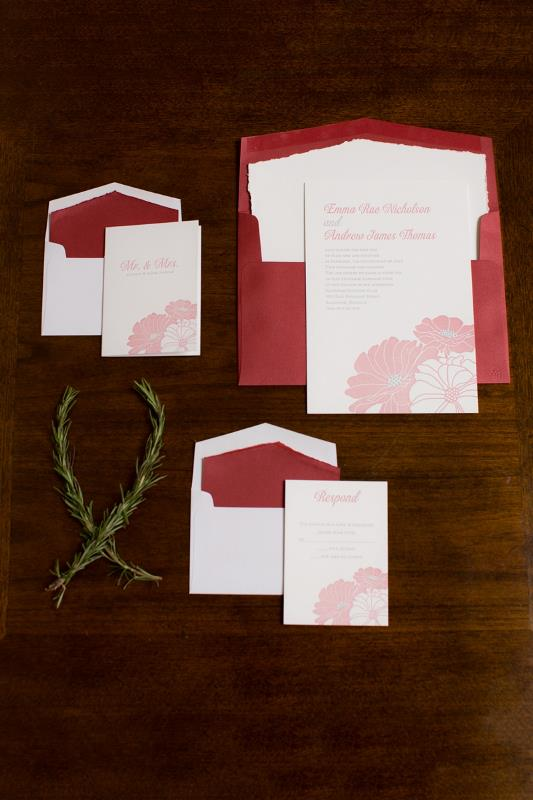 Picture Of marsala tuscany inspired wedding inspiration  2