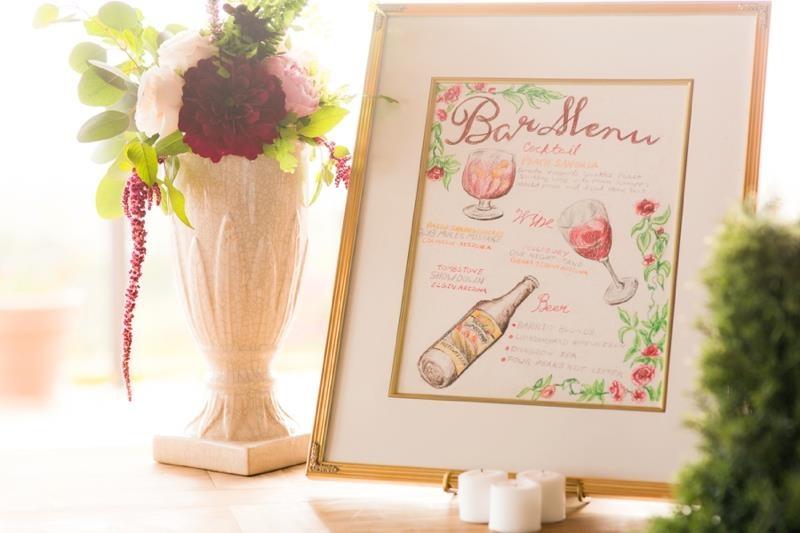 Picture Of marsala tuscany inspired wedding inspiration  21