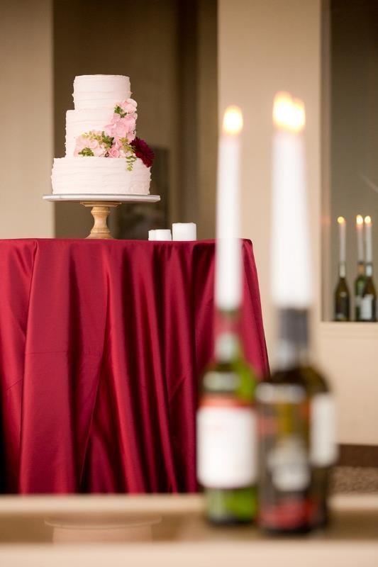 Picture Of marsala tuscany inspired wedding inspiration  22