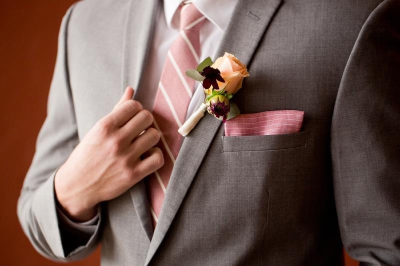 Picture Of marsala tuscany inspired wedding inspiration  5