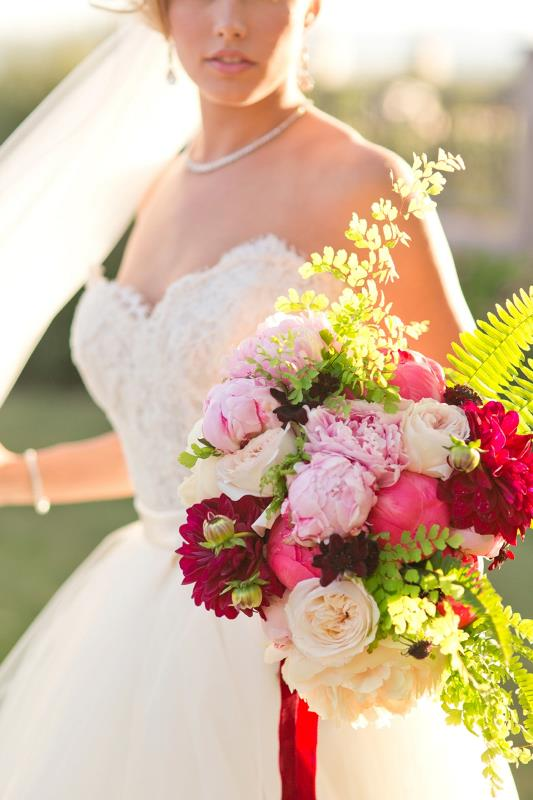 Picture Of marsala tuscany inspired wedding inspiration  8
