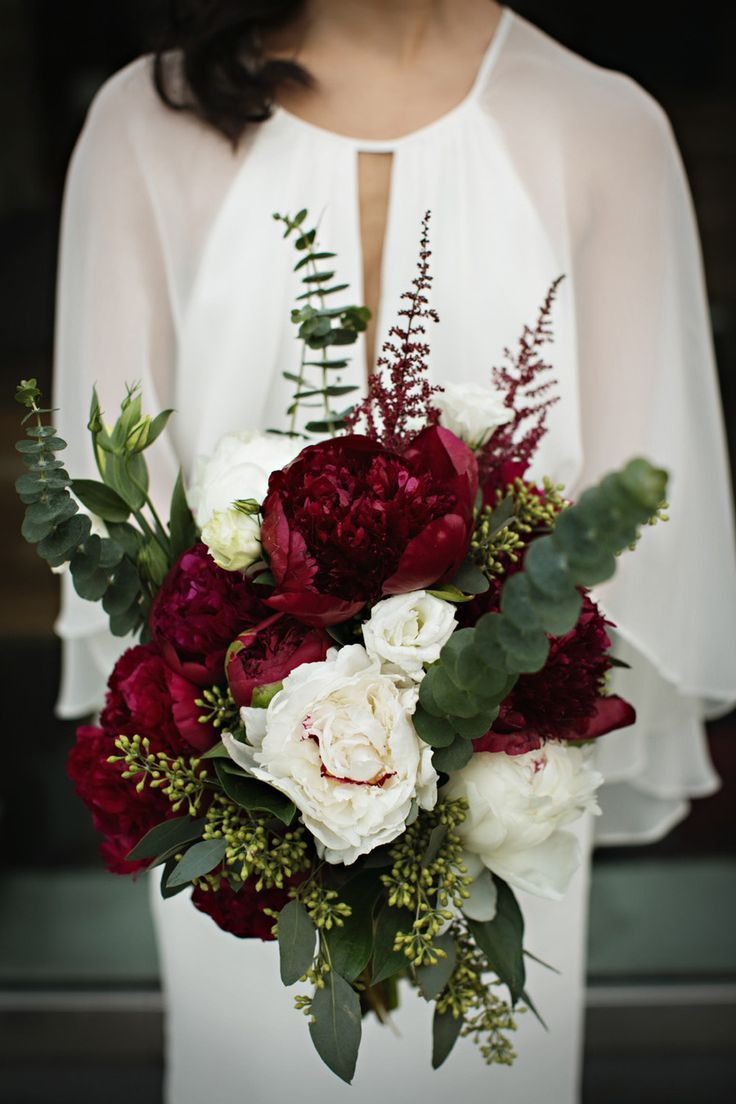 Picture Of marsala wedding ideas  21