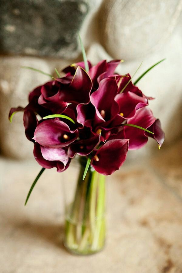 Picture Of marsala wedding ideas  23