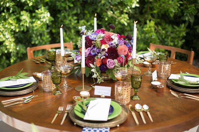 Mid Century Modern Wedding In Palm Springs Weddingomania
