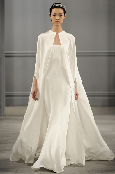 2014 Bridal Spring/Summer Collection   Monique Lhuillier Bride   Show