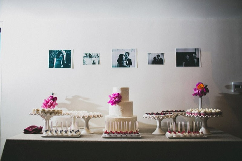 Modern And Bright Wedding Inspiration