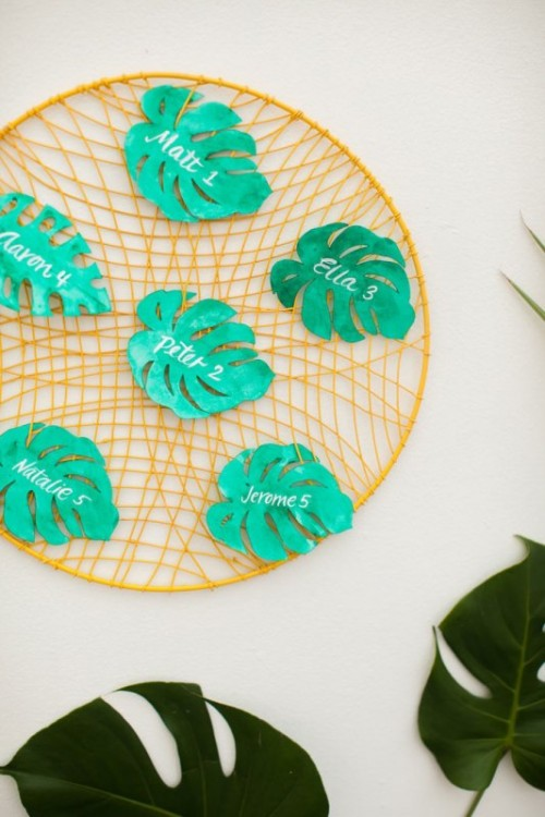 Modern And Colorful Wedding Styled Shoot In An Industrial Loft