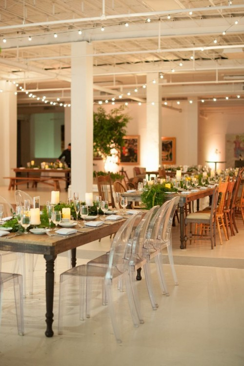 Moden Art Gallery Wedding Full Of Personality