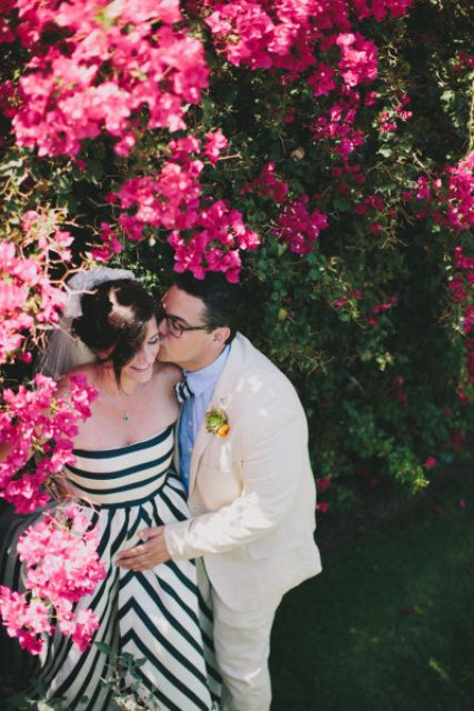 Modern Palm Springs Wedding Inspiration