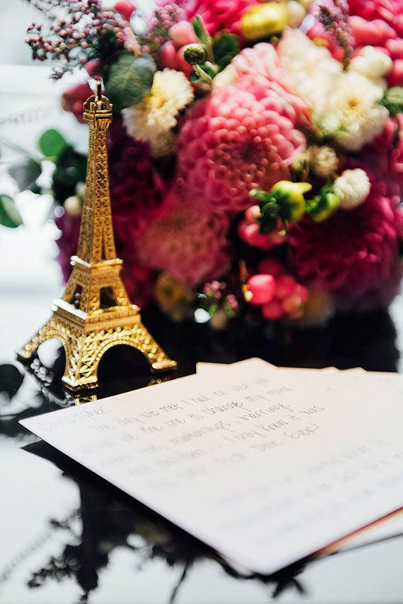 Picture Of modern paris elopement with an impeccable taste  1