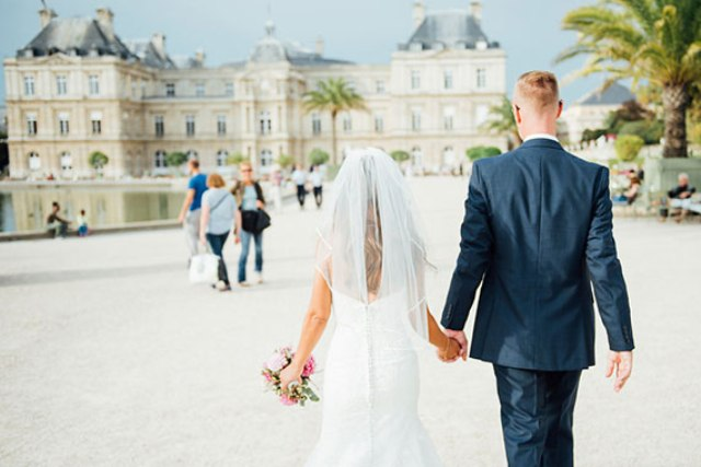 Picture Of modern paris elopement with an impeccable taste  11