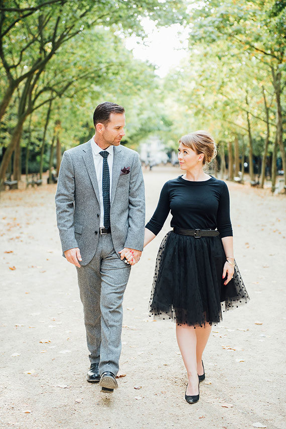 Picture Of modern paris elopement with an impeccable taste  17