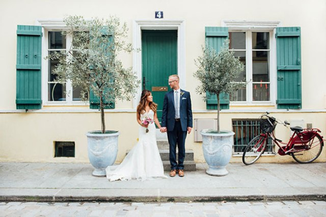 Picture Of modern paris elopement with an impeccable taste  18