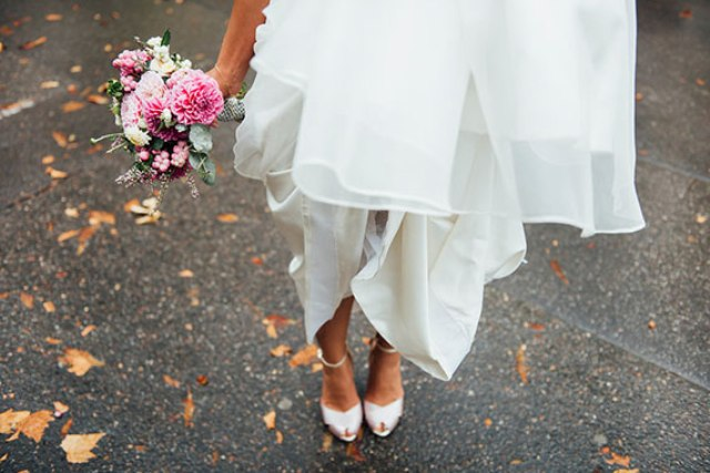 Picture Of modern paris elopement with an impeccable taste  5