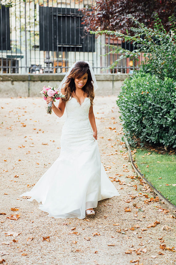 Picture Of modern paris elopement with an impeccable taste  8