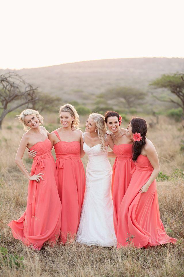 Popular bridesmaid dress colors