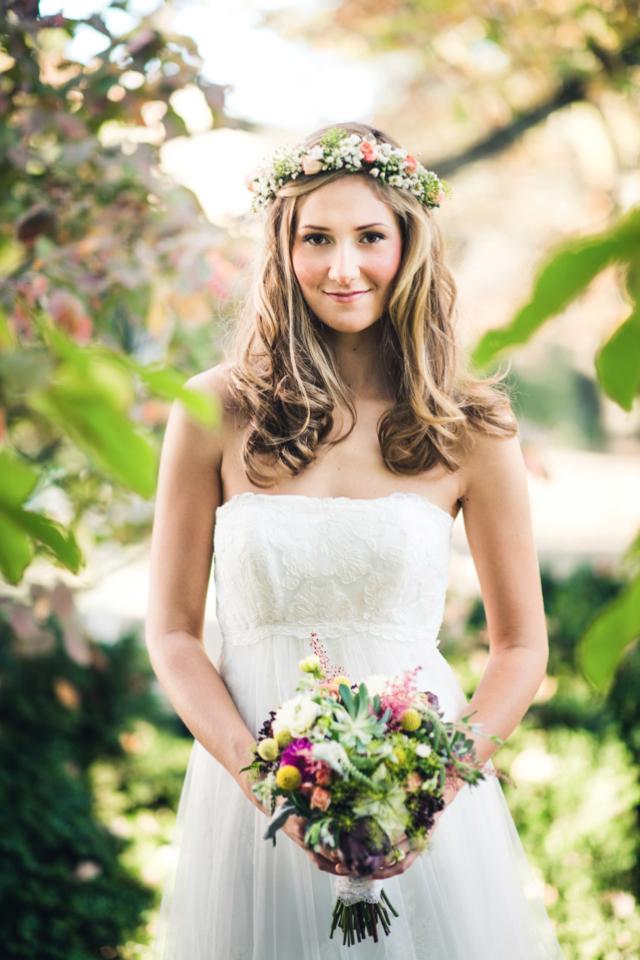 Natural And Beautiful Hobbit Themed Wedding