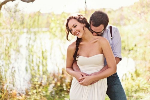 Natural And Bohemian Inspired Wedding Shoot