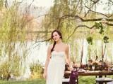 Natural And Bohemian Inspired Wedding Shoot