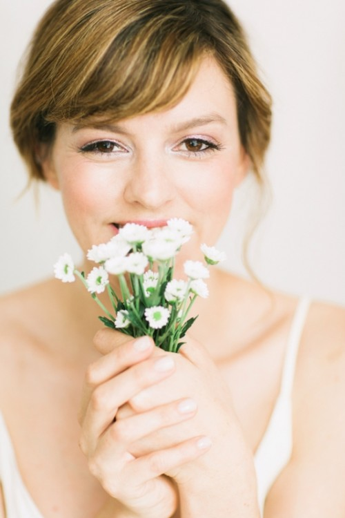 Natural Wedding Makeup Diy : Natural Yet Refined DIY Wedding Makeup To Get Inspired ...