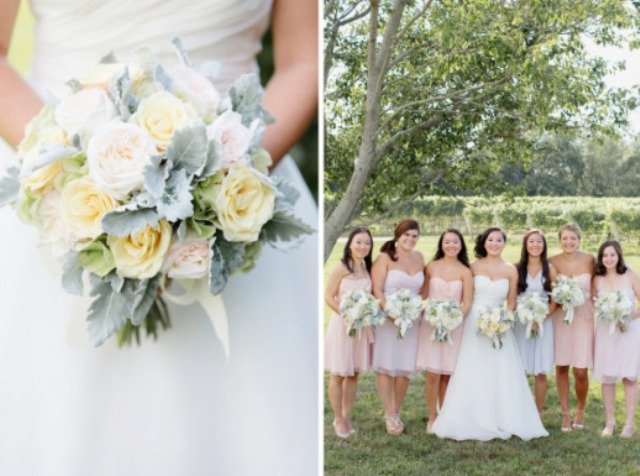 3 Beautiful Wedding Color Palettes For 2016
