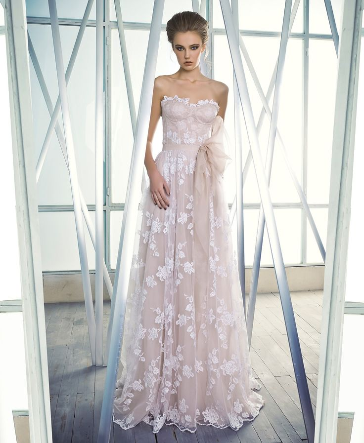 Lacey Wedding Dresses