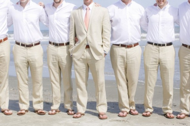 Picture Of orange beach wedding with a truly southern flavor  19