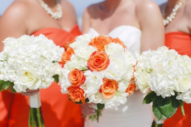 Picture Of orange beach wedding with a truly southern flavor  22