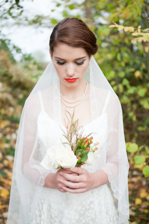 The Hottest Wedding Trend 2014: 20 Orange Lips Ideas