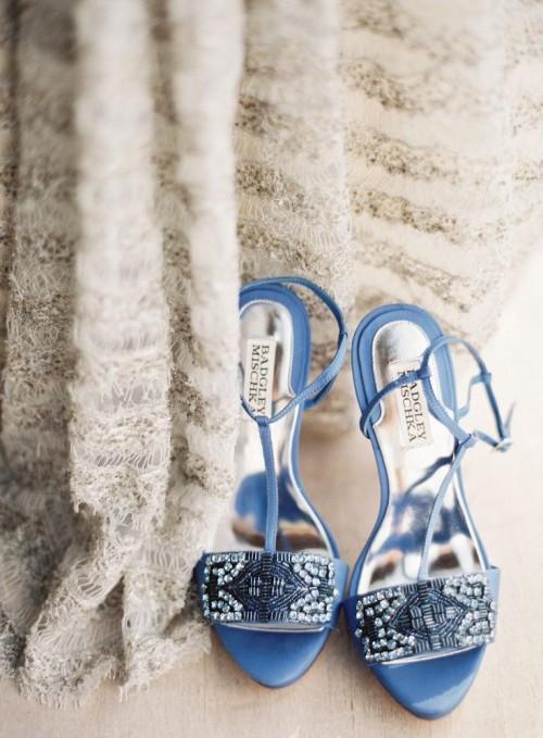Organic Bali Destination Wedding With Blue Touches